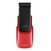 64Gb Silicon Power Ultima U31 Red USB 2.0 (SP064GBUF2U31V1R)