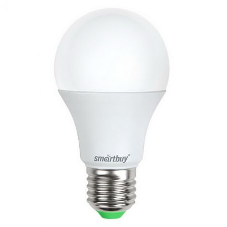 Светодиодная (LED) лампа Smartbuy A60 09W/3000/E27 (SBL...