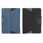 Чехол для планшета 10.1 Samsung Galaxy Tab 4, синий/черный, Defender Double case (26076)