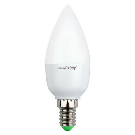 Светодиодная (LED) лампа Smartbuy C37 05W/4000/E14 (SBL-C37-05-40K-E14)