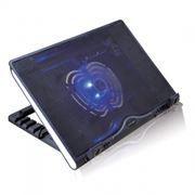 Подставка для охлаждения ноутбука CROWN CMLS-925 Black, 10-15.6, 2xUSB