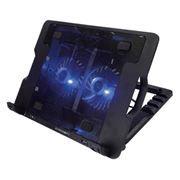 Подставка для охлаждения ноутбука CROWN CMLS-940 Black, 12-15.6, 2xUSB