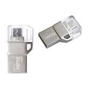 16Gb Mirex Binar, OTG USB/microUSB (13600-ITRBIN16)
