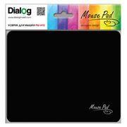 Коврик для мыши Dialog PM-H15 Black, черный