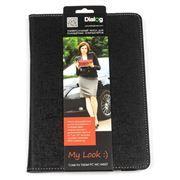 Чехол для планшета 7-7.9, черный, Dialog MC-M607 Black