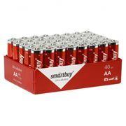 Батарейка AA SmartBuy LR6/40 Alkaline, 40шт (SBBA-2A40S)