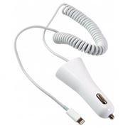 Зарядное автомобильное устройство DEFENDER ACA-01 для iPhone 5, 5В 1А (83517)
