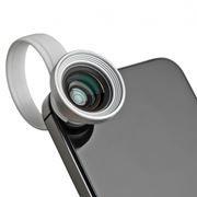 Объектив DEFENDER Lens 2 in 1 для мобильных устройств, макро + широкий угол (29999)