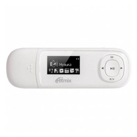 MP3 плеер 4Gb RITMIX RF-3450 White