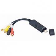 Устройство видеозахвата S-Video/RCA->USB, Gembird UVG-002