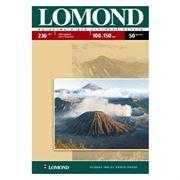 Бумага A6 LOMOND, глянцевая, 230 г/м, 10x15 см, 50 листов (0102035)