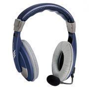 Гарнитура DEFENDER HN-750 Gryphon, синяя (63748)