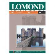 Бумага A4 LOMOND матовая 90 г/м, 100 листов (0102001)