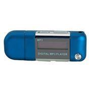 MP3 плеер 8Gb Perfeo Music Strong, голубой (VI-M010-8GB Blue)