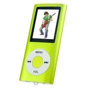 MP3 плеер Perfeo Music I-Sonic, зелёный (VI-M011 Green)