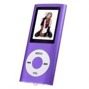MP3 плеер Perfeo Music I-Sonic, фиолетовый (VI-M011 Purple)