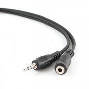 Кабель аудио удлинитель 3.5 мм, стерео, 1 м