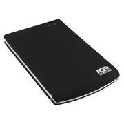 Внешний контейнер для 2.5 HDD S-ATA AgeStar SUB205, алюминиевый, чёрный, USB 2.0