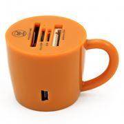 Карт-ридер внешний USB Konoos UK-24