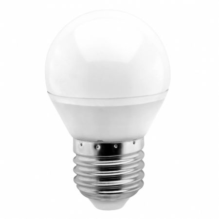 Светодиодная (LED) лампа Smartbuy G45 05W/3000/E27 (SBL-G45-05-30K-E27)