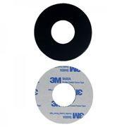 Самоклеящееся кольцо на присоску 70 мм, черное, Perfeo Magic Sticker PH-070