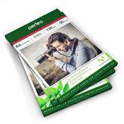 Бумага A4 PERFEO глянцевая 130 г/м, 50 листов (PF-GLA4-130/50) (G08)