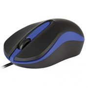 Мышь SmartBuy ONE 329 Black/Blue USB (SBM-329-KB)