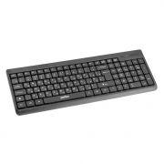 Клавиатура беспроводная Perfeo PF-2506-WL Idea, черная, USB