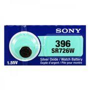Батарейка Sony SR 726 WN-PB 396 1.55V, 1 шт, блистер