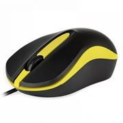 Мышь SmartBuy ONE 329 Black/Yellow USB (SBM-329-KY)