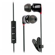 Гарнитура Bluetooth RITMIX RH-430BTH, внутриканальная, черная