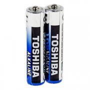 Батарейка AAA Toshiba LR03/2SH Alkaline, 2 шт, в термопленке
