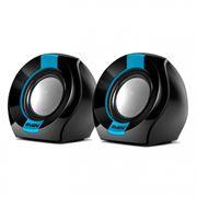 Колонки SVEN 150, питание от USB, черно-синие