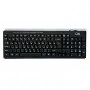 Клавиатура CBR KB 111M Multimedia Carbon USB