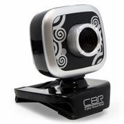 Веб-камера CBR CW-835M Silver USB