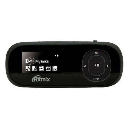 MP3 плеер 8Gb RITMIX RF-3410 Black