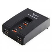 Зарядное устройство GEMBIRD MP3A-PC-02 220V->5V 5A 5xUSB