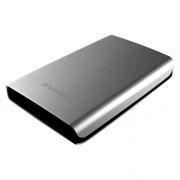 2.5 500Gb Verbatim Store'n'go Silver USB3.0 (53021)