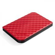 2.5 1TB Verbatim Store'n'go Red New USB3.0 (53203)