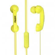 Гарнитура SmartBuy HELLO для мобильных устройств, желтая (SBH-230)