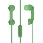 Гарнитура SmartBuy HELLO для мобильных устройств, зеленая (SBH-240)