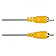 Кабель аудио/видео 1 RCA plug - 1 RCA plug, 1.8 м, SmartBuy (KA111)
