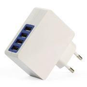 Зарядное устройство SmartBuy QUATTRO, 4.2A 4xUSB (SBP-8100)