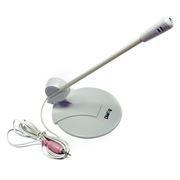 Микрофон DIALOG М-101W, белый, настольный, конденсаторный