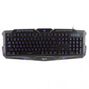 Клавиатура игровая Gembird KB-G11L, подсветка, USB
