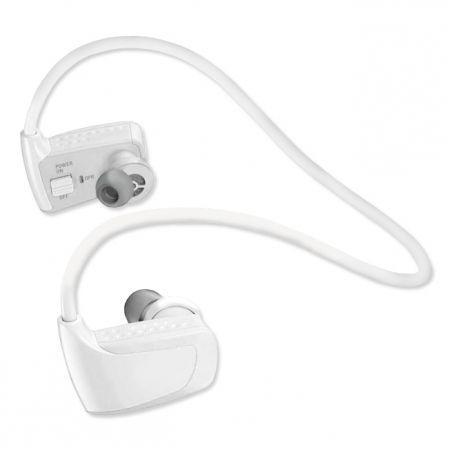 MP3 плеер 8Gb Perfeo Neptun, белый (VI-M015-8 Gb White)
