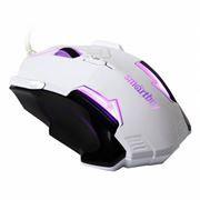 Мышь игровая Smartbuy RUSH 708 Black/White USB (SBM-708G-WK)