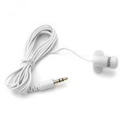 Микрофон DIALOG М-106W, белый, на клипсе, конденсаторный