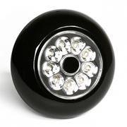 Фонарь SmartBuy Push Light, черный, 9 LED, 3XAAA (SBF-118-K)