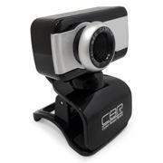 Веб-камера CBR CW-832M Silver USB
